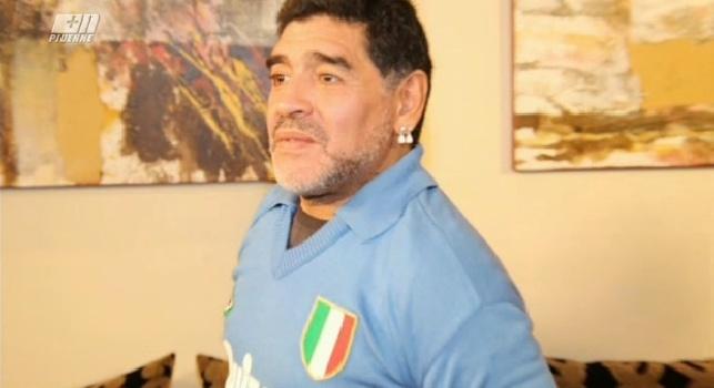 Bianchi: Ho battuto Maradona nella gara del limone: non poteva crederci, mi ha chiesto una rivincita che non gli ho mai dato