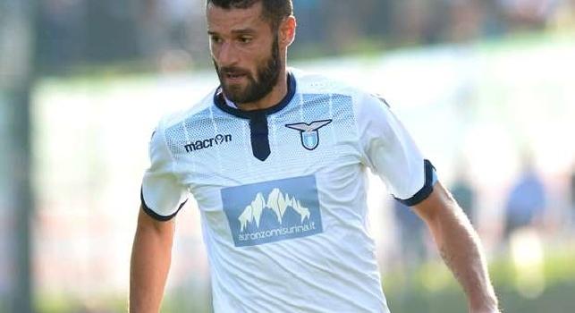 Tuttosport: Napoli, spunta un interesse per Candreva: pronta un'offerta da 15 milioni