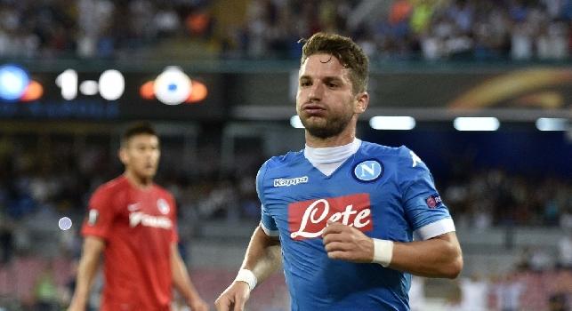 Belgio, Mertens scalpita: Sono venuto qui per giocare! Non sono titolare al Napoli? Dico...