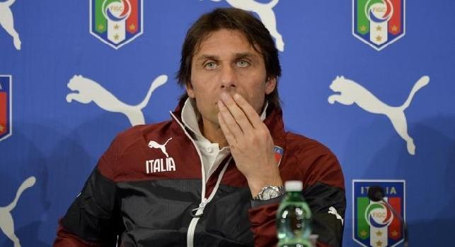 <i>Sportmediaset</i> - Conte li lascia fuori, niente Spagna per Jorginho e Insigne