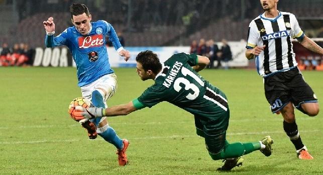 Da Udine - Karnezis-Napoli, c'è già il sì del giocatore. De Laurentiis vuole fare uno sforzo e regalare Meret a Ancelotti