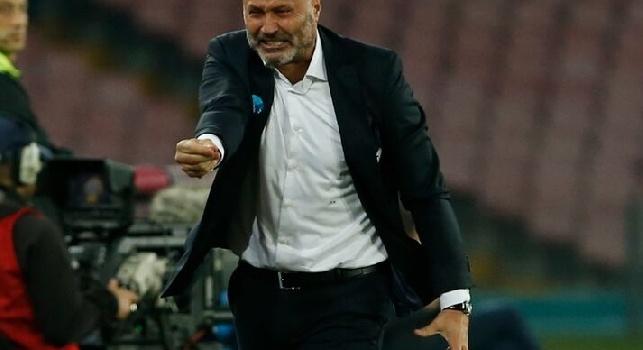 Colantuono: Napoli? Ha avuto problemi a livello di infortuni e di serenità. Qualificazione in Champions League? In corsa al 100%