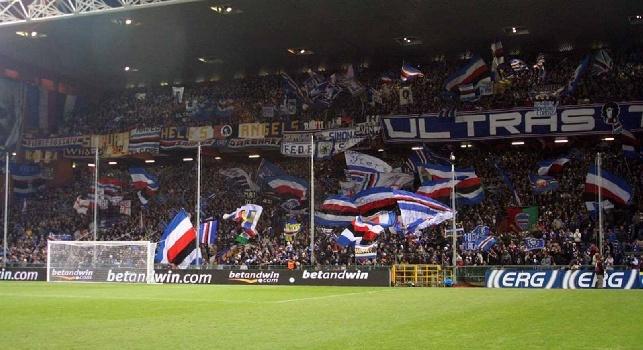Incidenti nel derby Samp-Genoa, la Digos rivela: C'erano anche ultras del Napoli