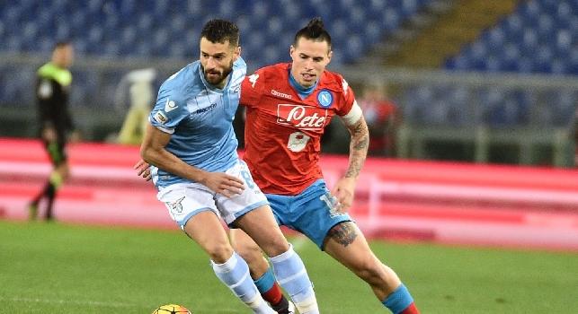 Canovi: Candreva rifiuterebbe sia il Napoli che la Juve, vuole essere protagonista