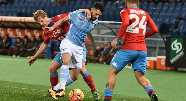 SKY - Chelsea forte su Candreva, il giocatore non direbbe 'no' a Conte. Milik vuole rimanere ancora un anno in Olanda
