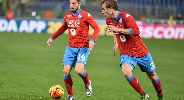 Belgio, la carica di Mertens su <i>Twitter</i>: Matchday