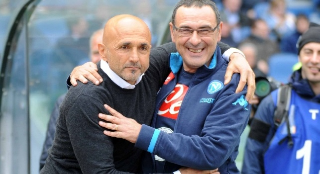 Spalletti: Il Napoli ha venduto Higuain, ma preso tanti giovani forti! Dobbiamo fare la stessa cosa... [VIDEO]
