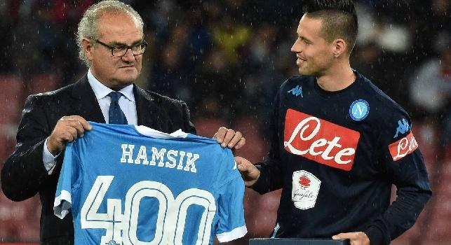 Bruscolotti: Un giocatore non vince da solo, Napoli comunque competitivo