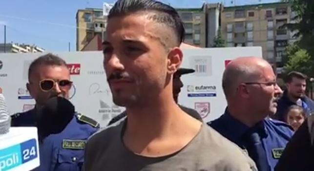 Genoa, Izzo: Il mio modello è Cannavaro, spero di convincere Conte