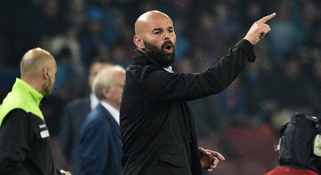 Stellone: Osimhen è l'attaccante più forte in Italia: è completo, non ha difetti. Napoli favorito dal calendario? Le squadre si affrontano tutte, con la Juve...