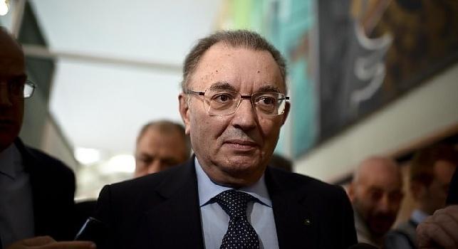 Sassuolo, il presidente Squinzi su Vrsaljko: Vogliamo una contropartita importante