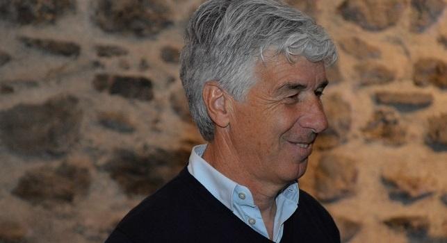 Atalanta, Gasperini: Petagna perfetto per noi, siamo stati bravi ad imbrigliare il centrocampo del Napoli
