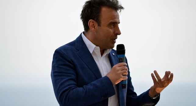 Empoli, il presidente Corsi a CN24: Tonelli come Cannavaro? Lorenzo sarà tra i top 5 d'Italia! Altri affari col Napoli? Dico...