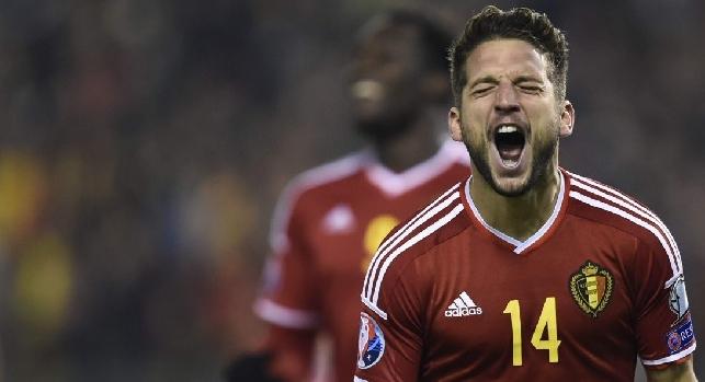 VIDEO - Belgio-Bosnia Herzegovina 2-0: assist di Mertens e gol di Hazard