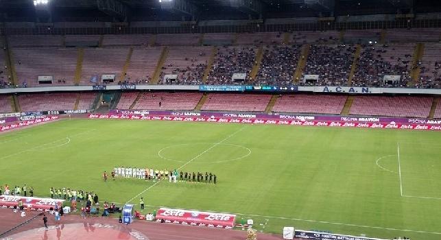 Repubblica - Rincaro biglietti del San Paolo, parte la contestazione dei tifosi: Vuole allontanarci dal Napoli!