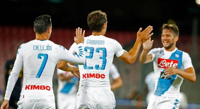 VIDEO - Napoli-Monaco 5-0: gli highlights del match