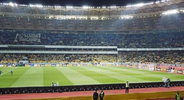 PROBABILI FORMAZIONI – Dinamo Kiev-Napoli, grave tegola per gli ucraini. Sarri con due incognite e una notte maledetta da far dimenticare