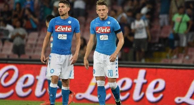 Il Roma, Scotto: Capitolo rinnovi? Non solo Jorginho, il Napoli punta a blindare anche Zielinski! Possibile clausola per l'italo-brasiliano