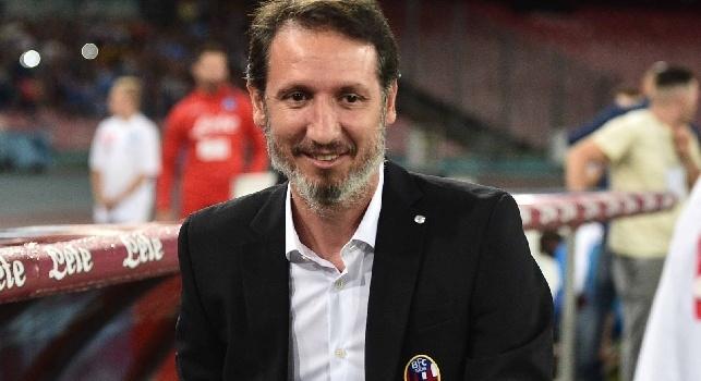 Bologna, Bigon: I miei <i>Maradona</i>? Cavani e Koulibaly! Fideleff un granchio, Santamaria ci piace