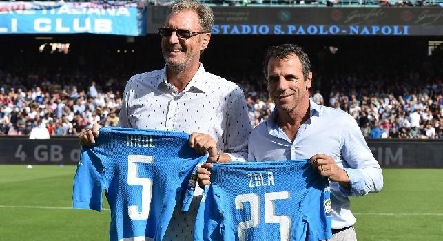 CN24 - Oggi la firma di Zola con il Chelsea, farà parte dello staff di Maurizio Sarri