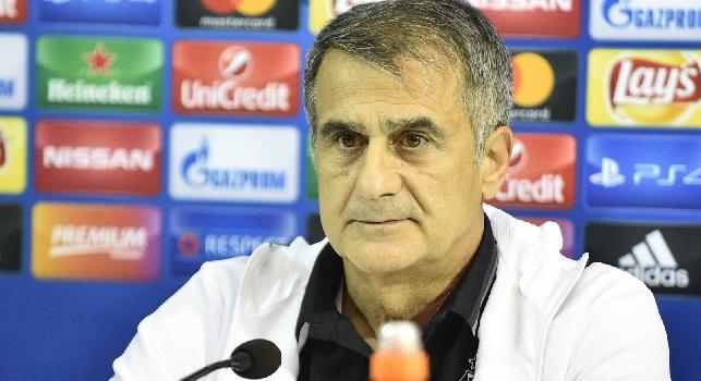 Gunes: Sono molto felice, abbiamo battuto un grande Napoli. Mi sono arrabbiato tantissimo per l'arbitraggio, ma abbiamo meritato di vincere