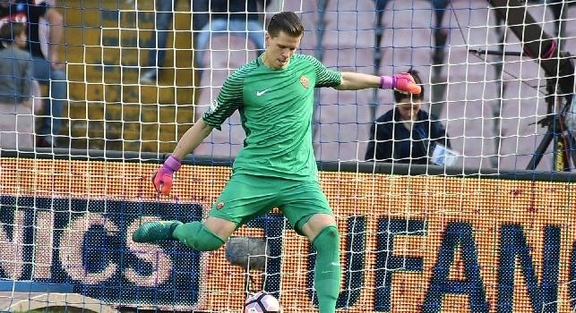 Roma, Szczesny: Dobbiamo dimenticare il derby e pensare al Napoli: le qualità mentali faranno la differenza