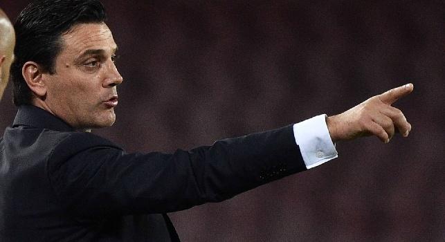 Milan, Montella: Facile parlare dopo, ma sul rigore di Bacca ci sono due irregolarità. Con la Var...