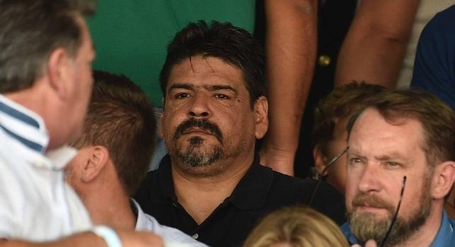 Hugo Maradona: Diego è felice in Messico, troppe persone sparlano inutilmente. Napoli? Speriamo che Ancelotti porti lo Scudetto