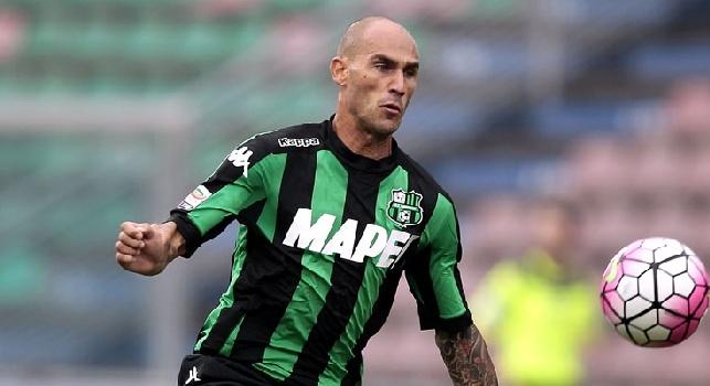 L'ex azzurro Cannavaro fa un favore al Napoli: goal alla Roma, Sassuolo in vantaggio