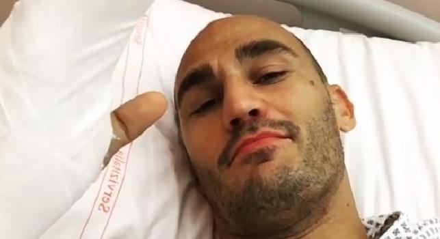 VIDEO - Cannavaro ironico: Per fare un goal, na vot ogni tant, mi so preso due viti nel metacarpo! C'è di peggio, guardate che infermier agg' acchiappat!