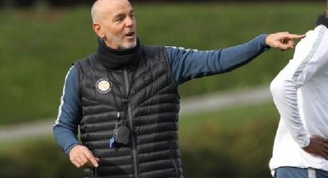 Inter, Pioli: Juventus più forte per la mentalità, Napoli e Juve hanno fatto grandi cose ma... manca una concorrente vera per lo scudetto