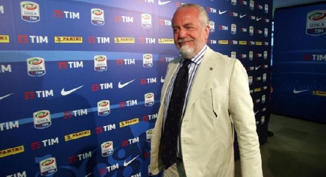 De Laurentiis non è contento, i tifosi si interrogano: l'eliminazione dalla Champions sarebbe devastante