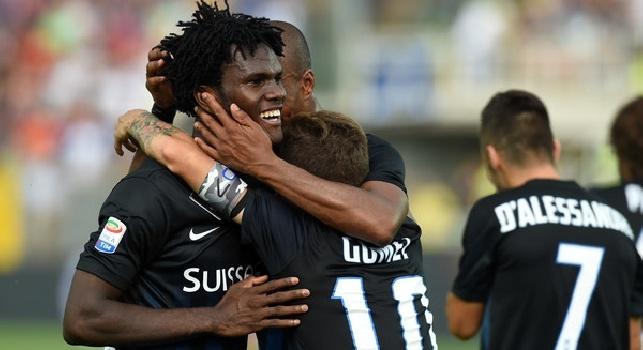 Gazzetta: Il Napoli è tra le dieci squadre su Kessié, ma la Juve scavalca tutti: incontro con l'entourage a Vinovo, l'Atalanta fissa il prezzo