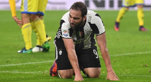Juventus-Atalanta, le formazioni ufficiali: tornano Chiellini e Higuain