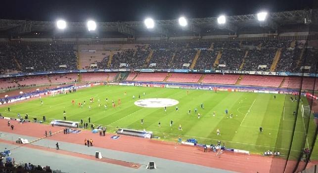 Champions-Real, le date e gli orari delle gare del Napoli in campionato