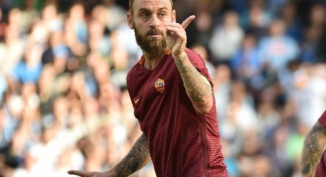 Nuova fascia di capitano uguale per tutti, De Rossi boicotta la Lega: nessuna multa per lui!