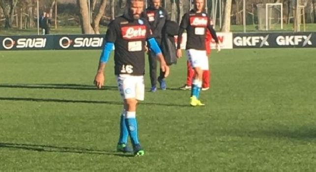 FOTO - Tonelli: Ringrazio la Primavera, è andata bene oggi. Ma adesso forza ragazzi, battiamo l'Inter!