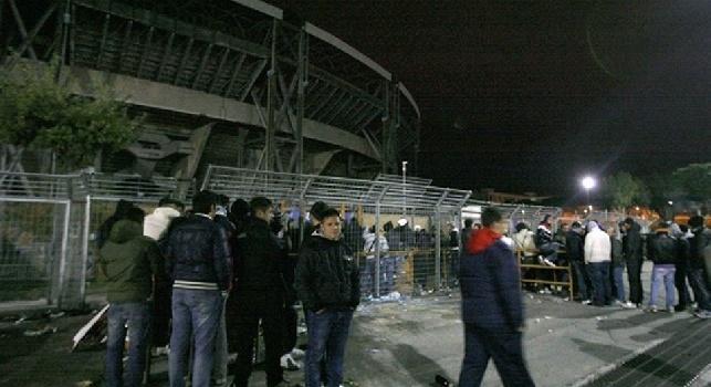 VIDEO CN24 - Inter arrivata al San Paolo, fischi per i nerazzurri