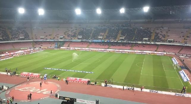 RILEGGI LIVE - Napoli-Inter 3-0 (3' Zielinski, 6' Hamsik, 6' st Insigne): termina al San Paolo. Tappeto rosso per gli azzurri, tris spettacolare e applausi del pubblico