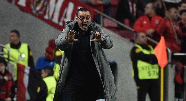 Modugno: Sarri bravo a riportare la squadra con i piedi per terra, la trasferta di Cagliari è delicata: ecco perchè
