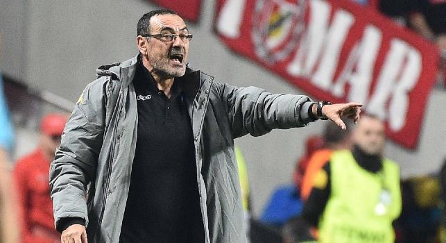 Modugno: Occhio al Cagliari, la partita di domenica è un derby da quelle parti. Una squadra intriga Sarri per gli ottavi, questo il mio parere sulle potenziali avversarie