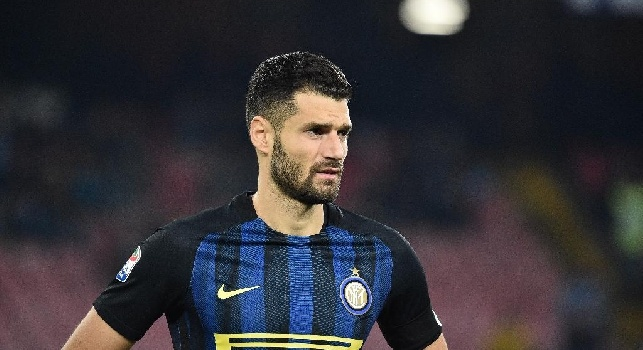 Inter, Candreva: Scudetto? La Juventus è la squadra da battere