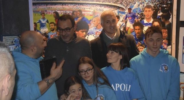 Lo strano derby di Figline: La rivalità con la Fiorentina aumenta in questi giorni, ma noi siamo tutti per Sarri