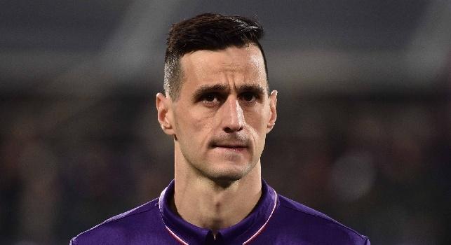 Fiorentina, Kalinic: Io al Napoli? Solo discorsi, ma il calcio più bello è quello di Sarri