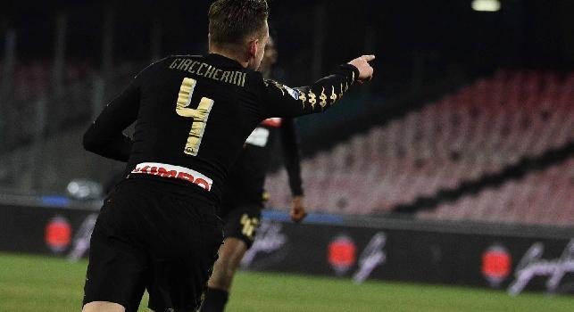 Sportitalia - Giaccherini vuole la Roma, il Napoli blocca questa pista: possibile duello Milan-Fiorentina per lui