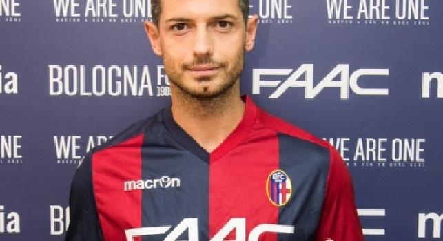 Crotone-Bologna, l'ex azzurro Dzemaili sblocca il match: 0-1 al 51'