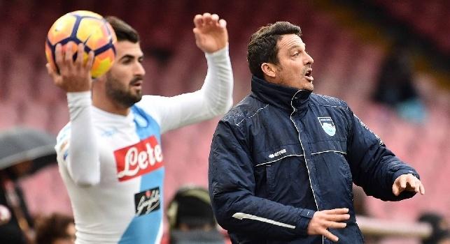 Da Pescara confermano: Amichevole col Napoli al San Paolo, si giocherà l'11 settembre alle 18