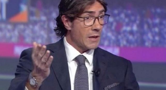 <i>Mediaset</i>, la moviola di Bergonzi: Sbagliato espellere Masina, Calléjon andava espulso prima