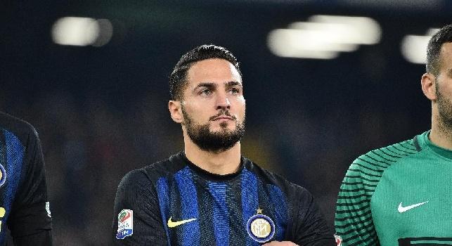 Sky - D'Ambrosio accostato al Napoli, per l'Inter è incedibile: i nerazzurri seguono due obiettivi dei partenopei