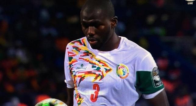 Senegal, convocato Koulibaly: sarà impegnato in una doppia sfida a inizio giugno